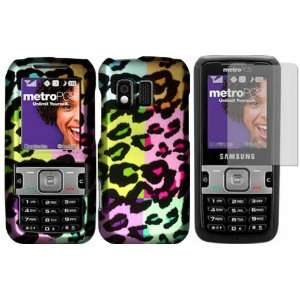 Case Cover+LCD Screen Protector for Samsung Messager R450 R451C R451 C