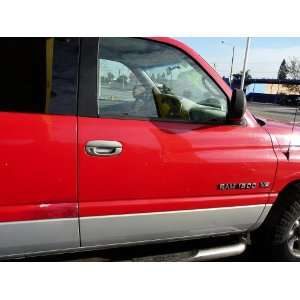 DODGE Ram 94 01 Insert Accents Door Handle   Stainless