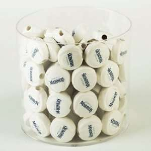 MLB Seattle Mariners Erasers   Set of 100