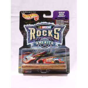 Hot Wheels Racing   NASCAR   Rocks America   Haas/Carter Motorsports