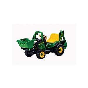 Peg Perego John Deere Utility Tractor  Toys & Games