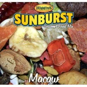 Higgins Sunburst Gourmet Bird Food   Macaw 3 lb