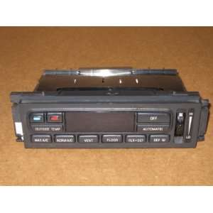 95 96 Lincoln Town Car Climate Control (MADDBUYS)