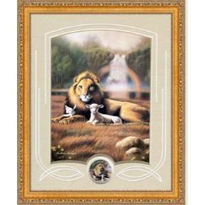 Christian Framed Art by William Hallmark   Promise of