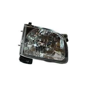 20 6073 00 Toyota Tacoma Passenger Side Headlight Assembly Automotive