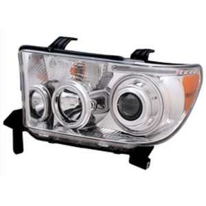 Halo Headlight for Toyota Tundra/Sequoia   (Sold in Pairs) Automotive