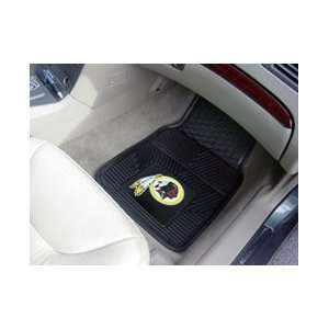 NFL Washington Redskins Car Mats Vinyl