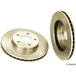 New Ford Thunderbird, Mercury Cougar Front Brake Disc 89