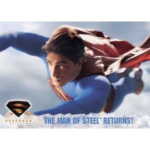 Superman Returns Movie Trading Cards Update Box of 24