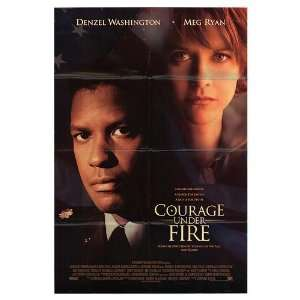 Courage Under Fire Original Movie Poster, 27 x 40 (1996