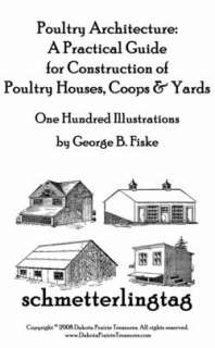 Poultry Chicken Barn Floor Plans Book Barns Plan 1902