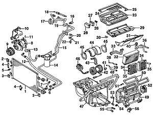 DODGE CARAVAN, GRAND CARAVAN 1996 2007 PARTS ID CATALOG