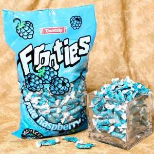 Blue Raspberry Frooties   Candy for Baby Showers   360 CT