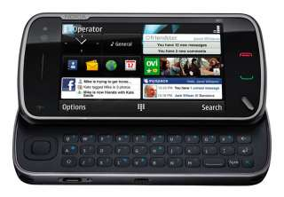 Nokia N97 Unlocked Phone, Touchscreen, 3G, 5 MP Camera, A