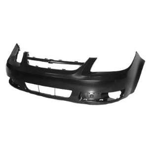 CV04112BE DK5 Chevy Cobalt Primed Black Replacement Front Bumper Cover