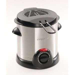 PRESTO 05471 STEEL DEEP FRYER ELECTRIC 1000W 1LITER ROUND